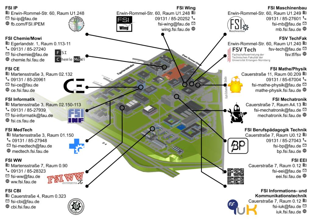 TechFak-FSI-LAgeplan