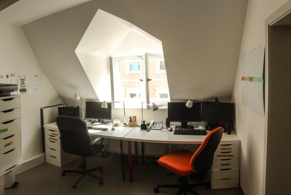 Turnstraße Sprat Büro