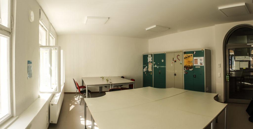 Turnstraße Erdgeschoss Raum